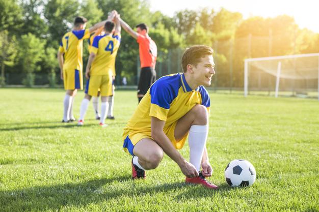 amatør fodboldhold i brøndby