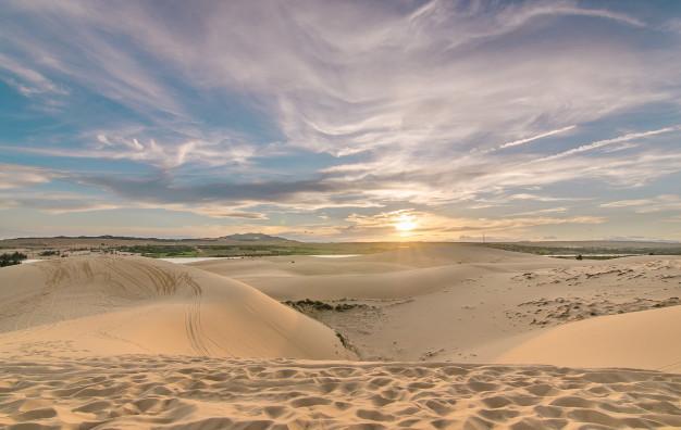 ørkenen i dubai