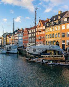 nyhavn i københavn