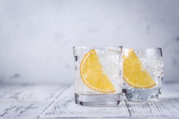 luksus gin og tonic