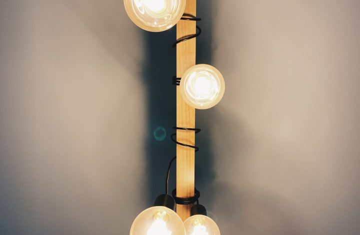 Elministeren lamper